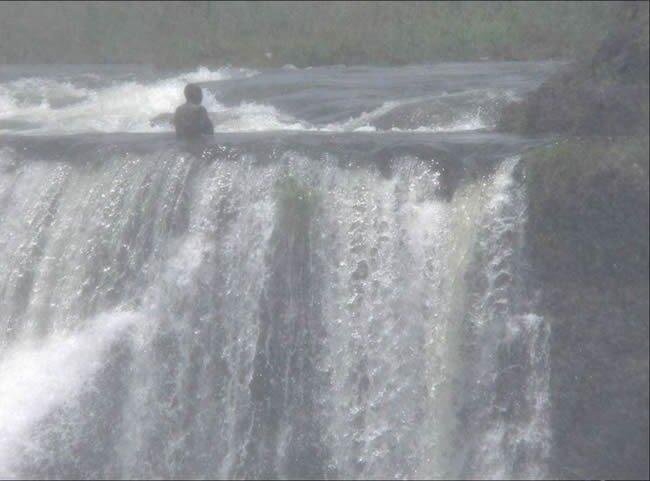 водопад виктория фото