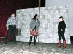 Актёры, репетиция, театр
