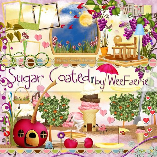 Сахарная глазурь 1