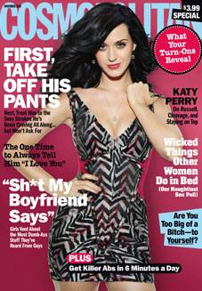 Кэти Перри / Katy Perry by Peggy Sirota in Cosmopolitan US november 2010