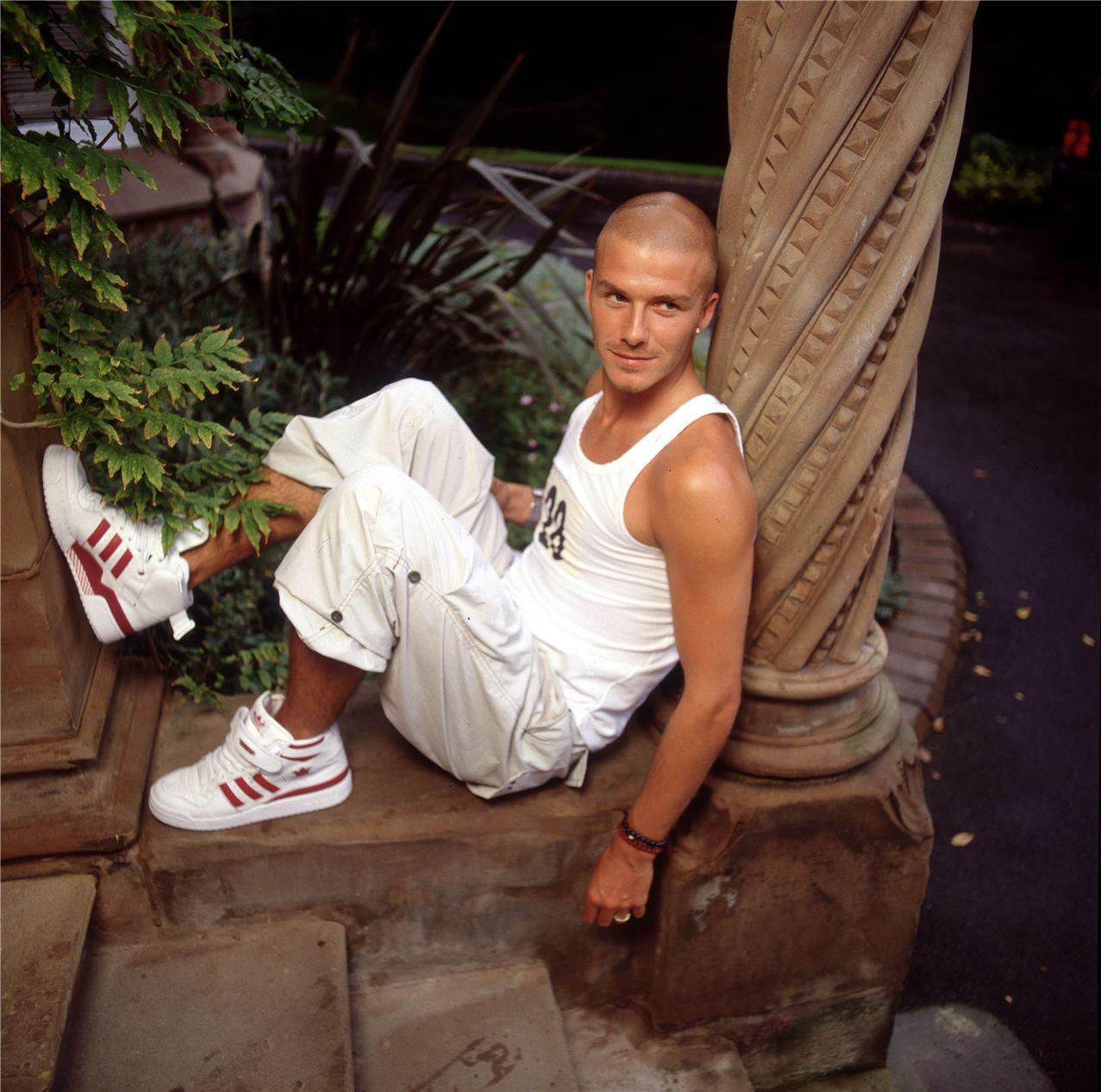 Дэвид Бекхем / David Beckham by John Rogers