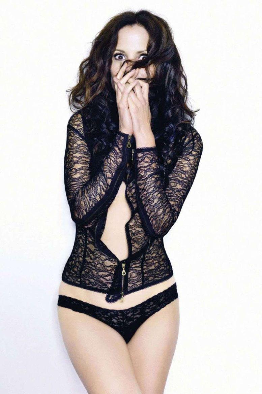 модель Мэри-Луиз Паркер / Mary-Louise Parker