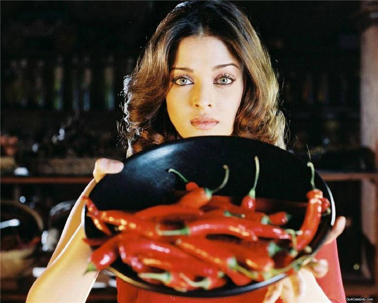 модель Айшвария Раи / Aishwarya Rai