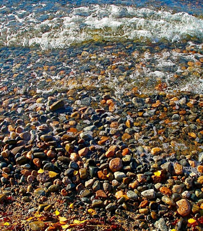 ПРИБОЙ (морские камешки)