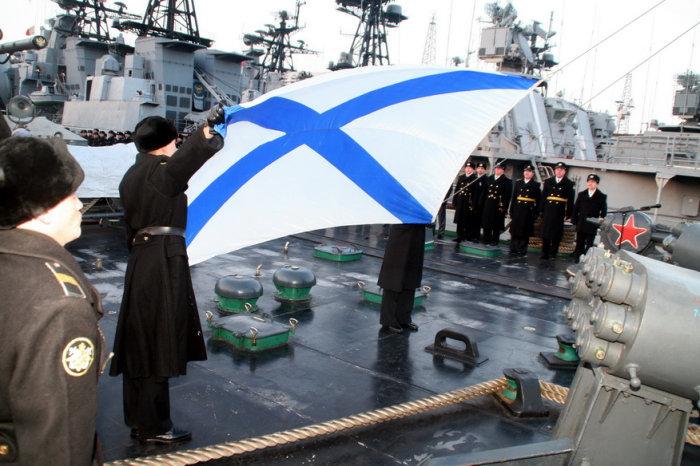 На Тихоокеанском флоте увековечили память Алдара Цыденжапова