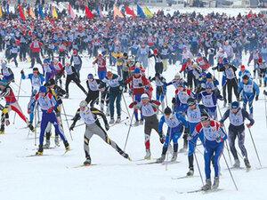 В Приморье впервые пройдет «Лыжня России - 2011»