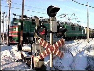 Во Владивостоке временно закрывается ж/д переезд «Моргородок»