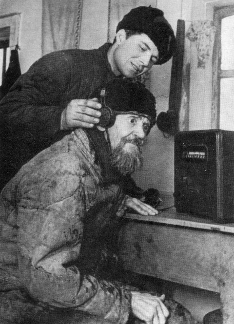 Журналистика в период войны и после