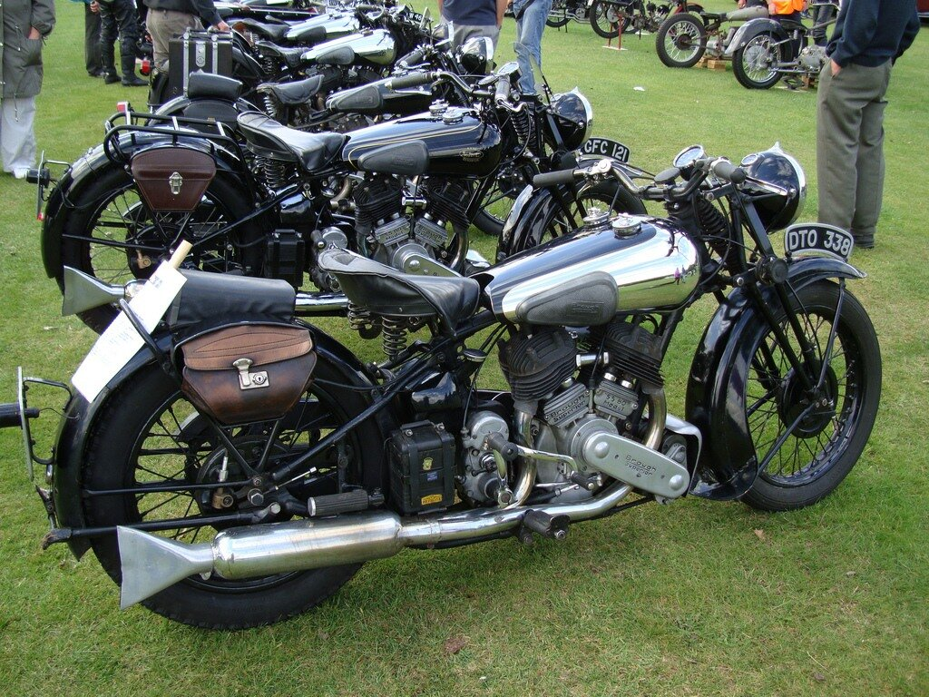 Brough Superior  1937