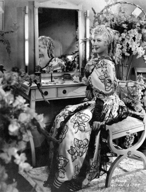 Grace Moore, 1935,