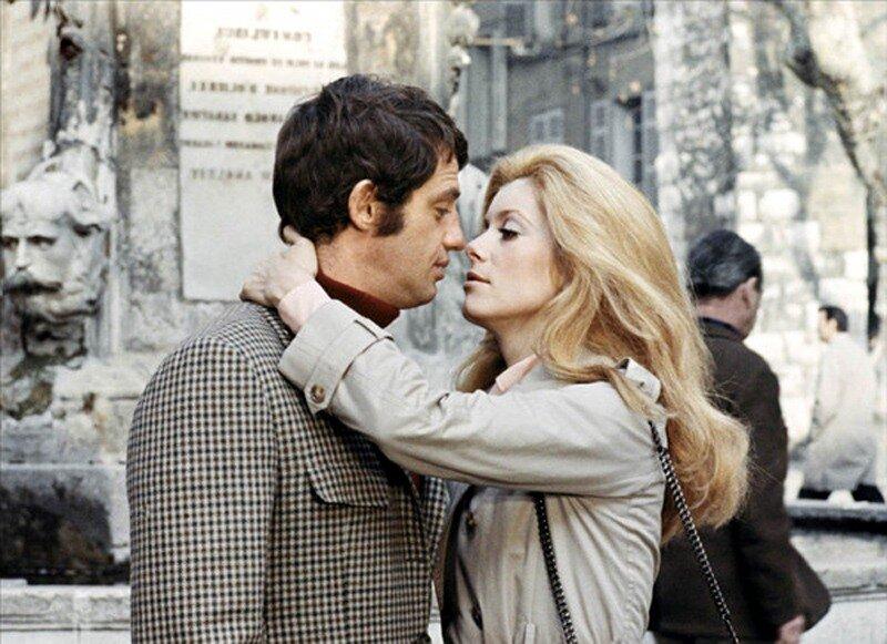 Catherine Deneuve&Jean-Paul Belmondo