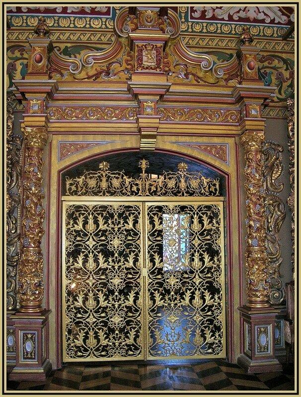 Золотые ворота.