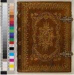 Книга сокровищ герцогини Анны Баварской 1552 - 1555 гг.