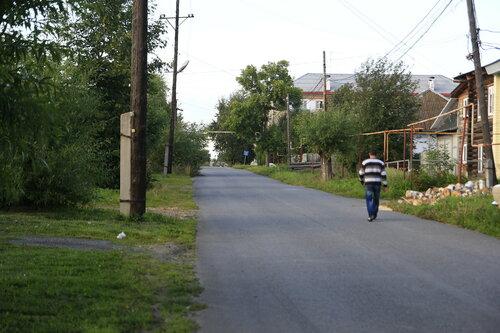 город Куса, улица Толстого