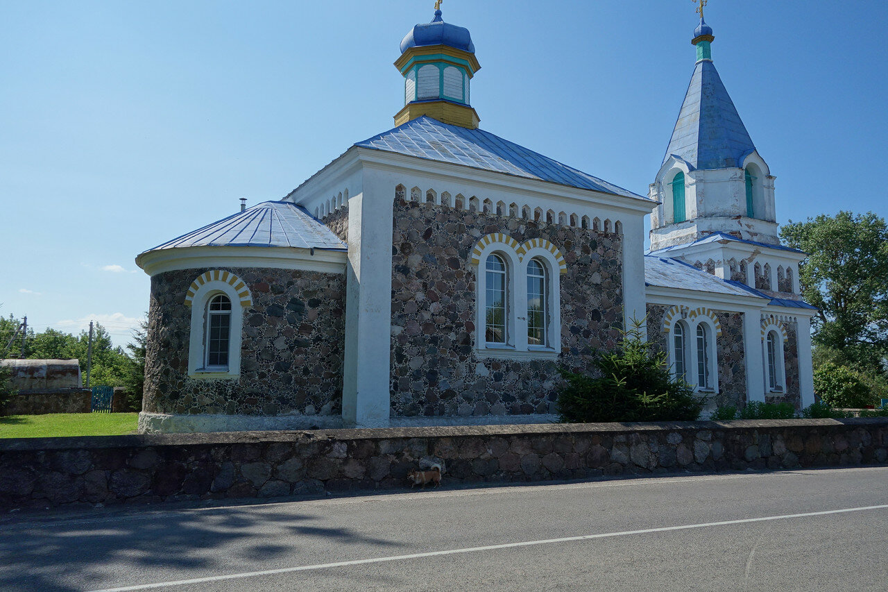 храм Николая, Новый Погост