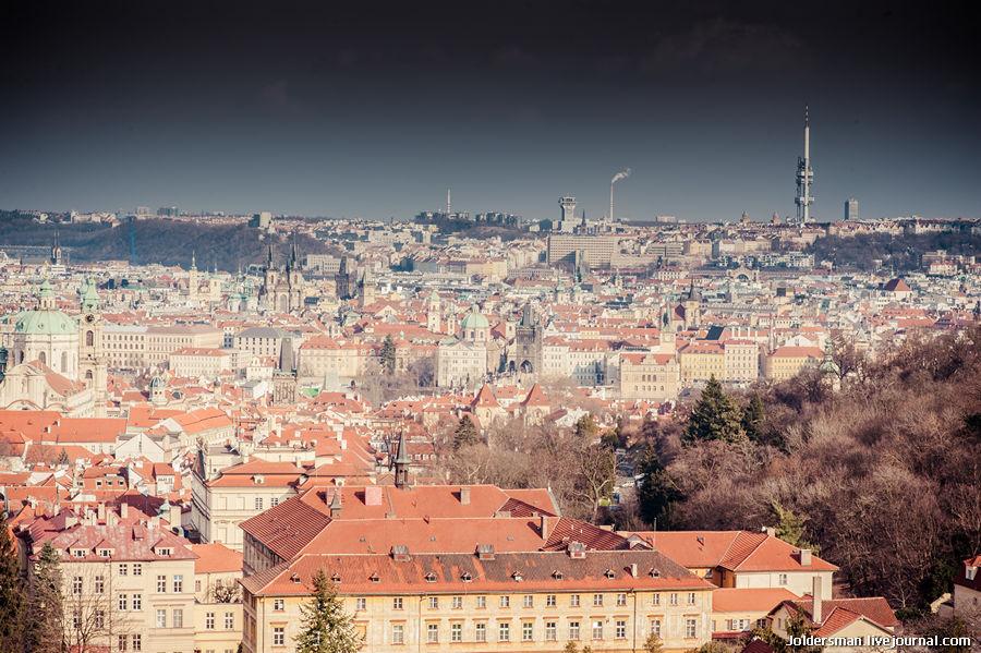 Градчаны Прага