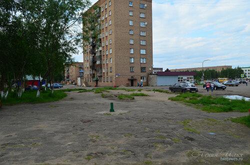 Фотография Инты №7853  Юго-западный угол Дзержинского 23 21.06.2015_15:22