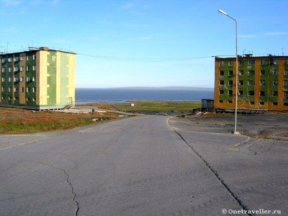 Арктика. Тикси. Дорога к бухте Неелова.
