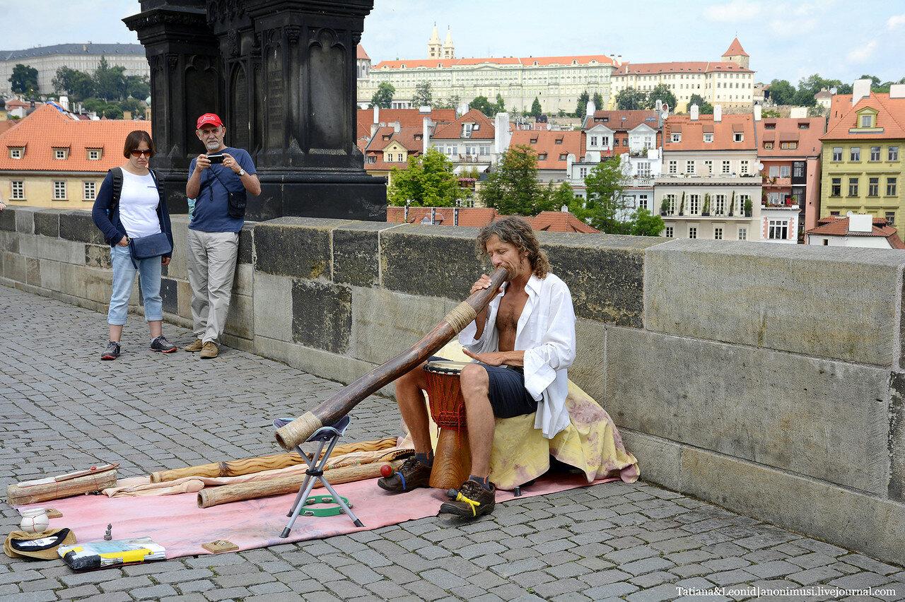 Карлов мост. Прага