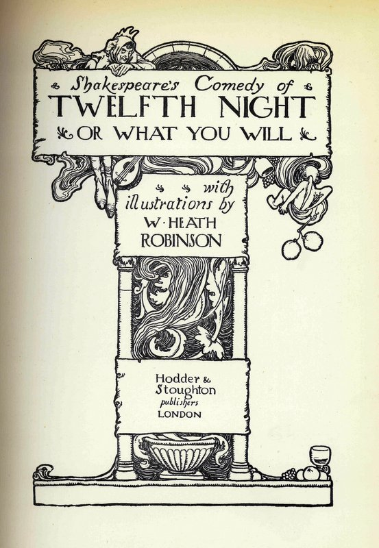 an analysis of the themes and ideas in the play twelfth night written by william shakespeare Deception in william shakespeare's twelfth night in william shakespeare's comedic play, twelfth night, a recurring theme is deception the characters in the play used deception for a variety of purposes.