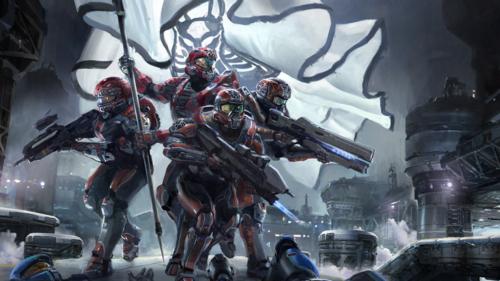 Halo 5 Флаготорговец [Flag Monger]