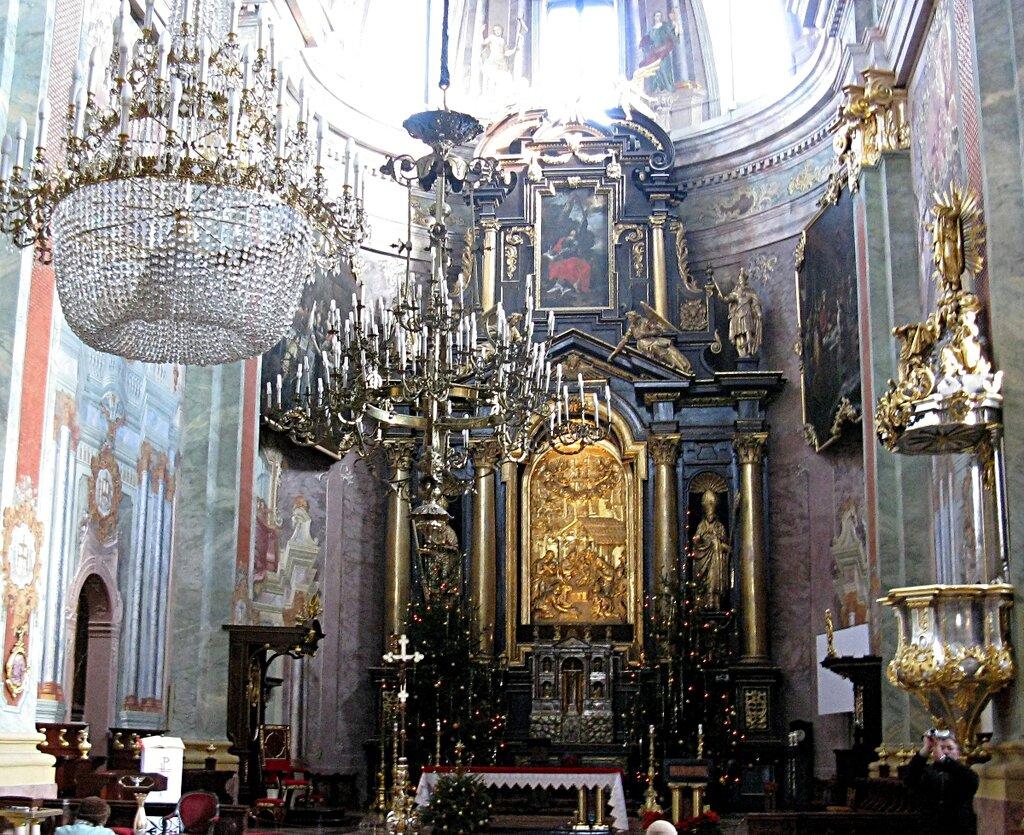 St. John the Baptist Cathedral (Archikatedra św. Jana Chrzciciela), Lublin