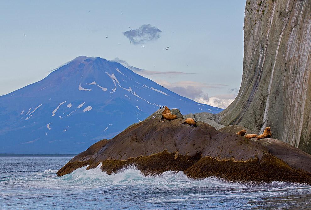 10. Обогнув пару раз остров Уташуд и убедившись в том, что и для нас стали открыты эти чудесные мест