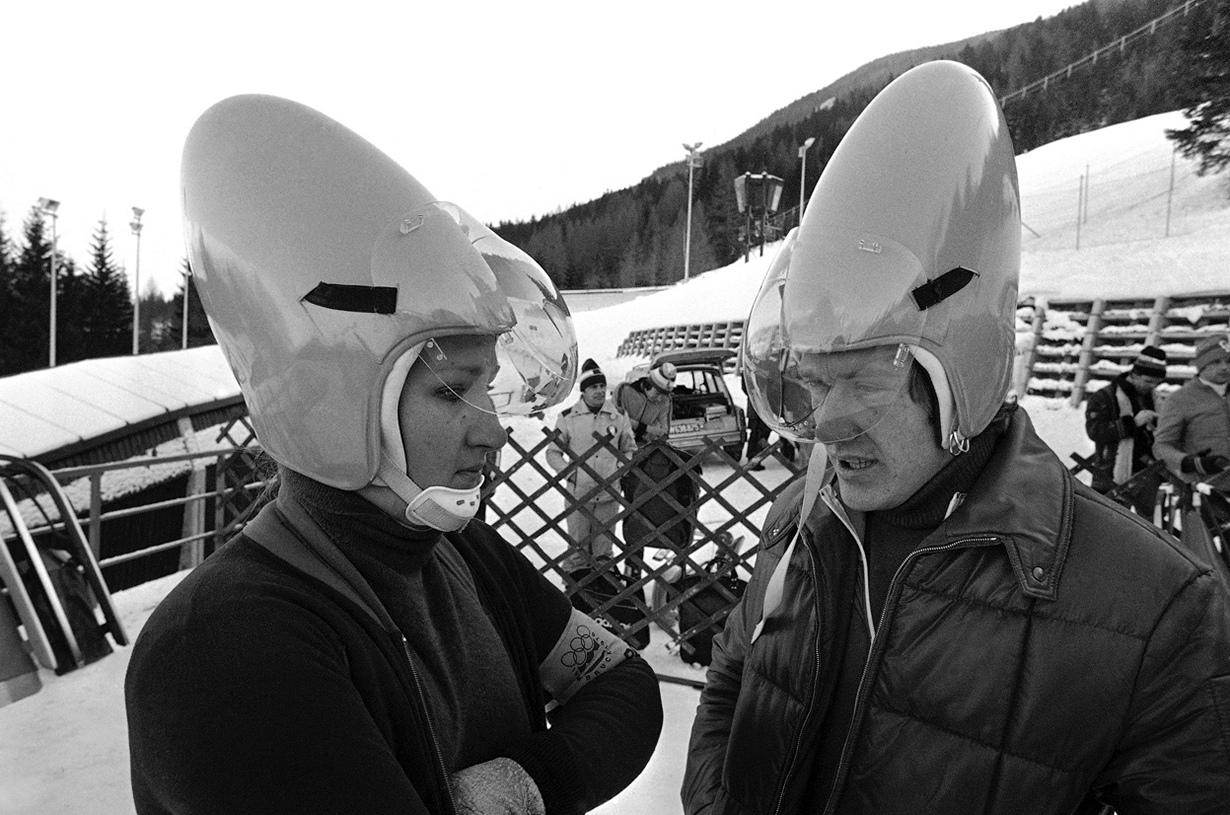 Взгляд в прошлое: 12 первых Олимпийских зимних игр
