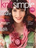 Журнал Knit Simple 2012  Spring/Summer jpg 80,59Мб