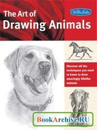 Книга The Art of Drawing Animals.