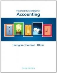Книга Financial & Managerial Accounting (3rd Edition)