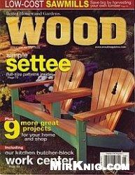 Журнал Wood №125 2000