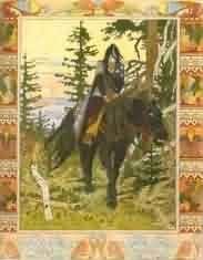 Книга Русские народные сказки [MP3] - Часть 2