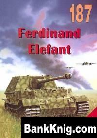 Книга Wydawnictwo Militaria. #187. Ferdinand Elefant