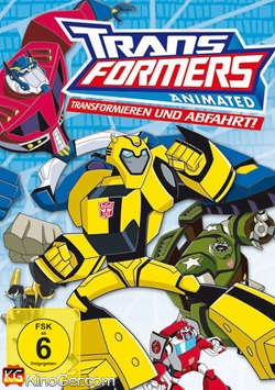 Transformers Animated (2007)