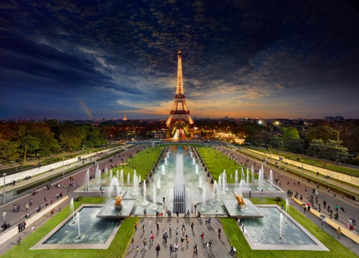 Встреча дня и ночи на удивительных панорамных снимках