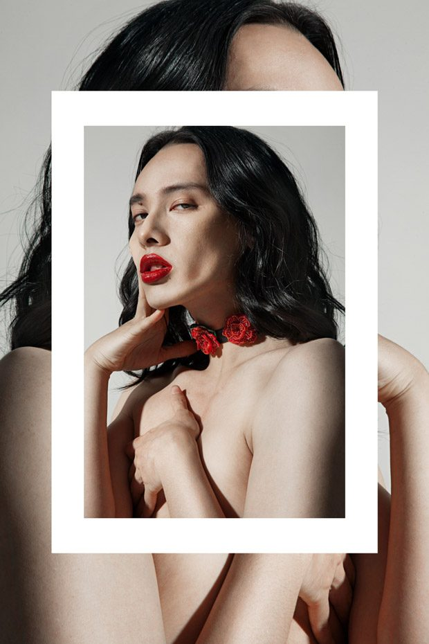 Secret Weapon by Carlos Khu for FGUK Magazine