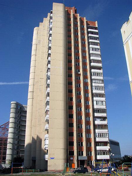 Губкин улица Чапаева, 22 на карте: дом, индекс, окато