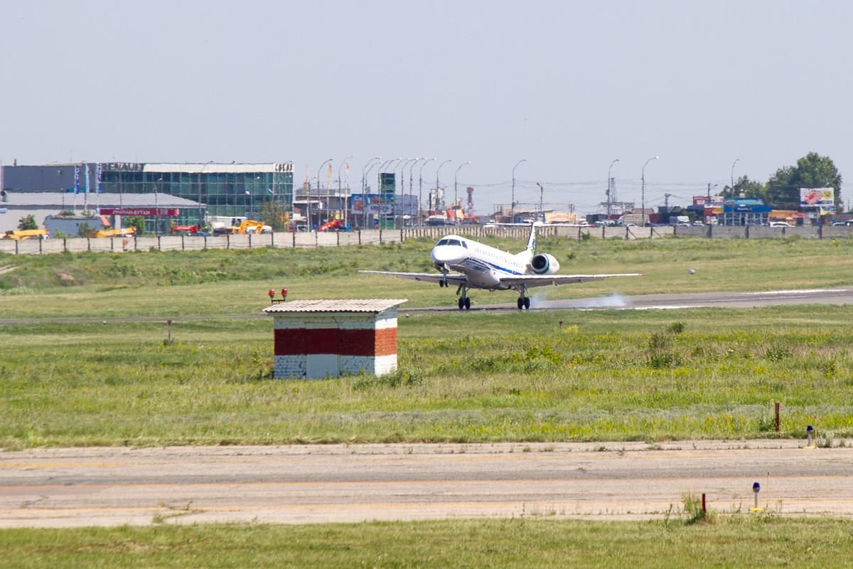 Первый рейс из Питера 2