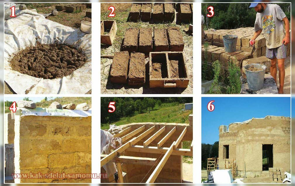 Из чего лучше строить дом своими руками 67