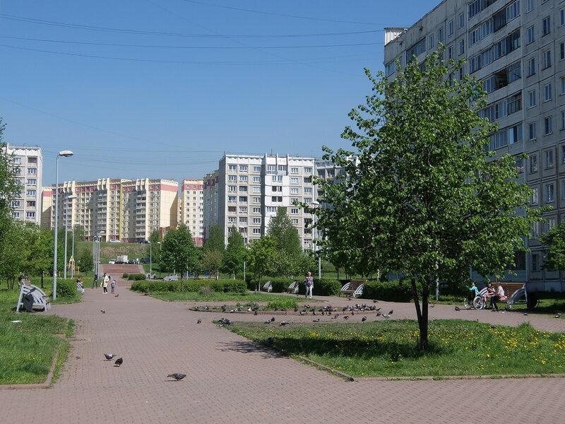Новокузнецк - Улица имени 11-ой Гвардейской армии