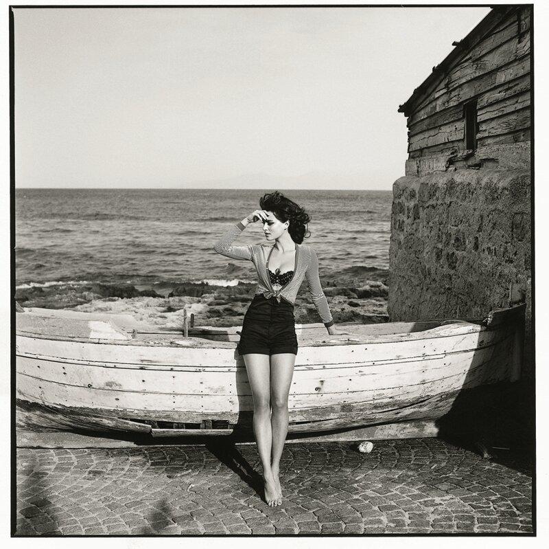 Catrinel Menghia by Michel Perez