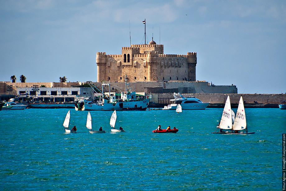 Александрийский форт фото