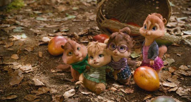 alvin and the chipmunks meet frankenstein yandex