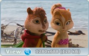 Элвин и бурундуки 3 / Alvin and the Chipmunks: Chip-Wrecked (2011) BD Remux + BDRip 1080p / 720p + HDRip
