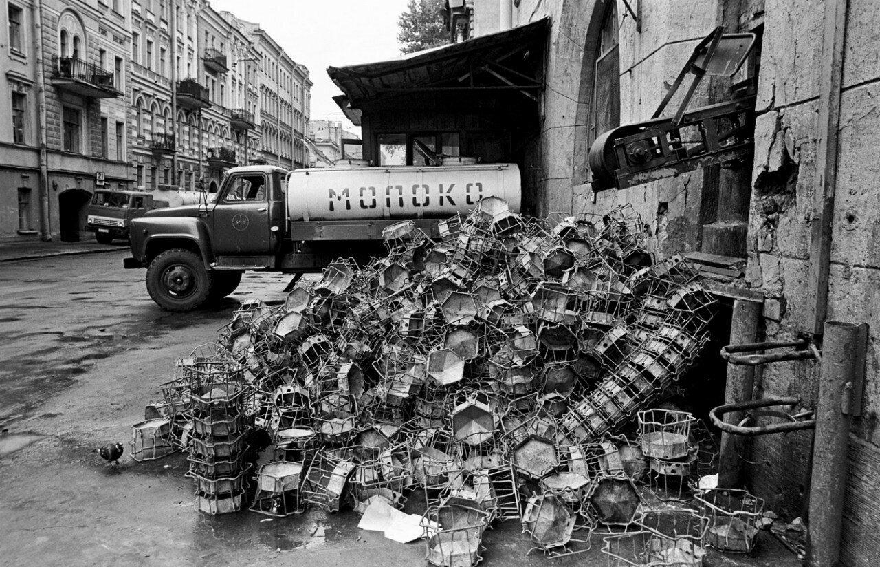 Саперный переулок.1987 г.Фото П. Маркин..jpg