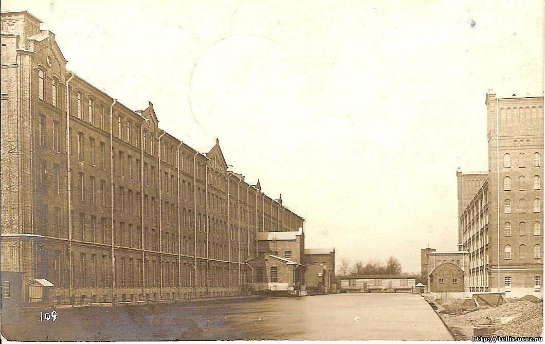 Иоальская и Георгиевская фабрики