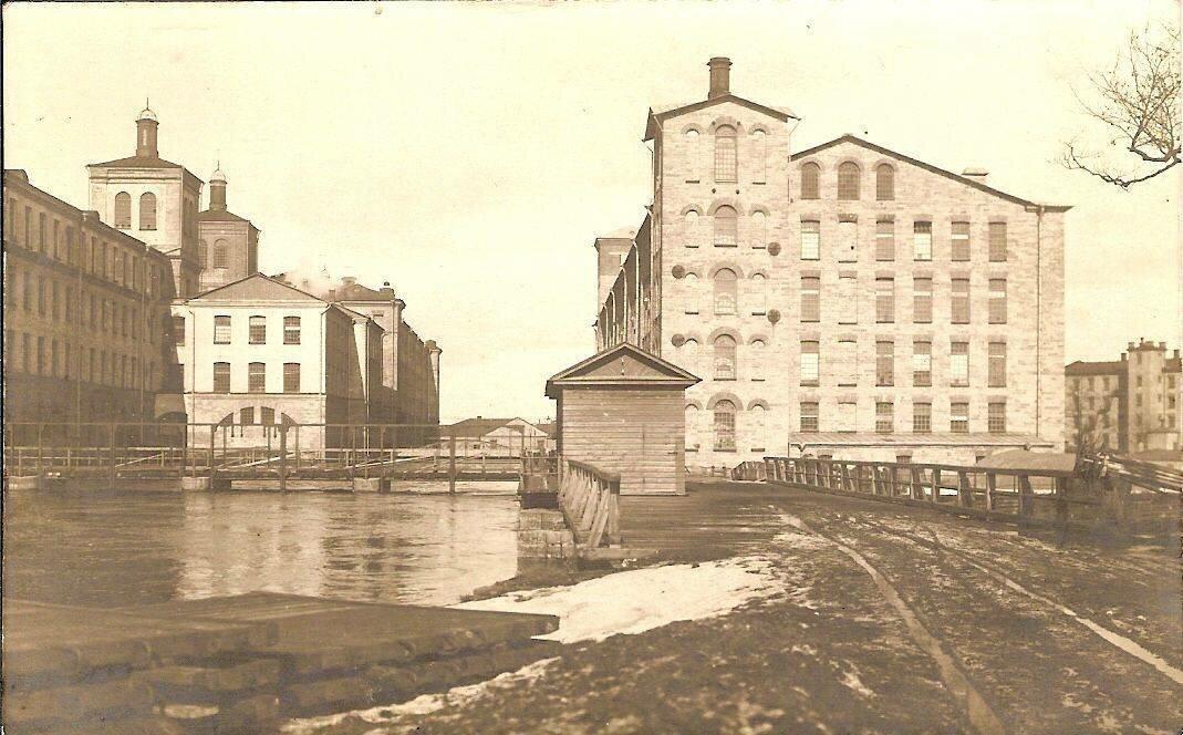 Кренгольмские фабрики