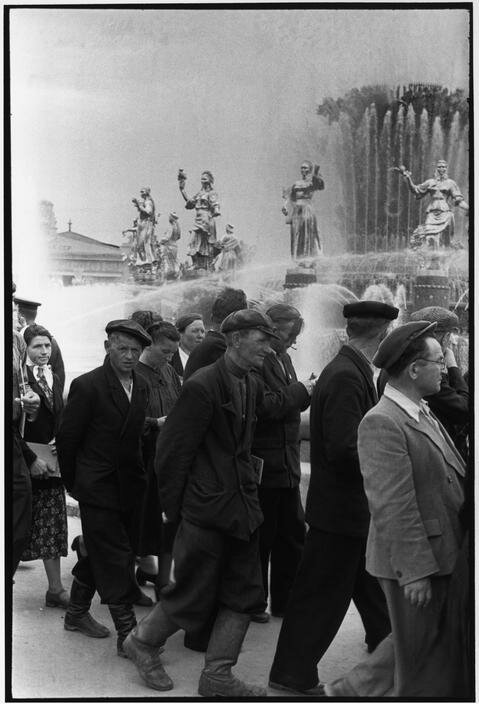 1954. Москва. ВСХВ