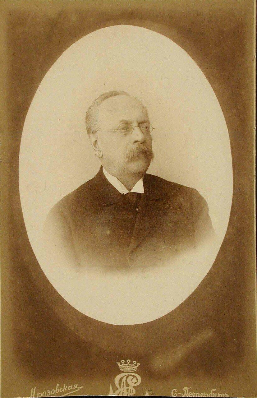 11. Всеволожский Дмитрий Александрович (1821—1902) - статский советник, камергер